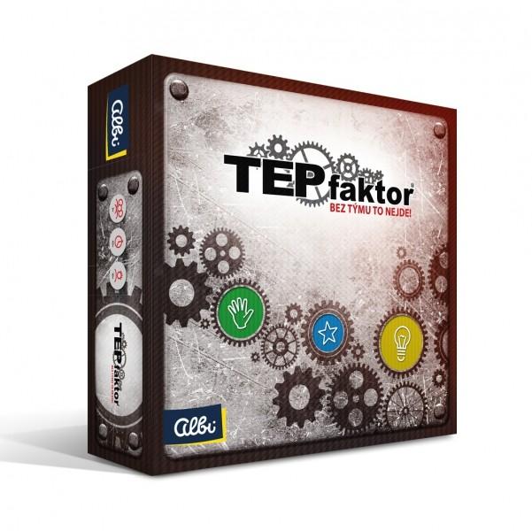 Hra od Albi - TEPfactor - překonejte sami sebe!