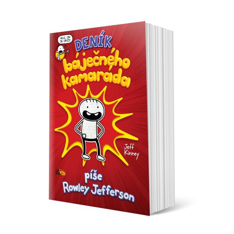 Kniha Deník báječného kamaráda