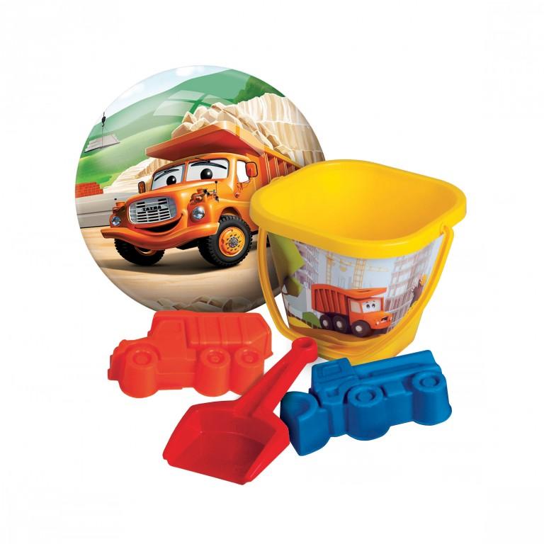 Sada hraček na pískoviště DINO