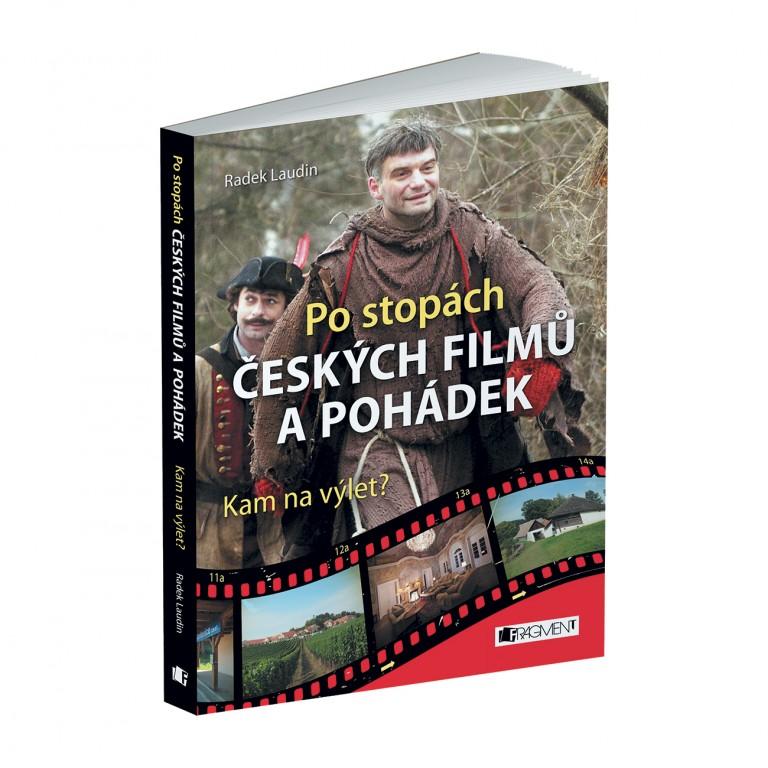 Po stopách českých filmů a pohádek v hodnotě 229 Kč