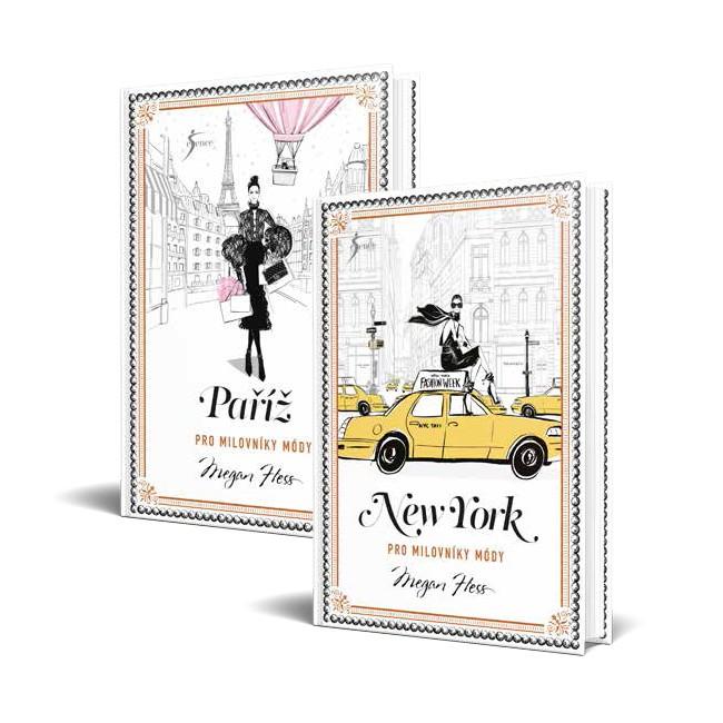 Paříž a New York v hodnotě 798 Kč