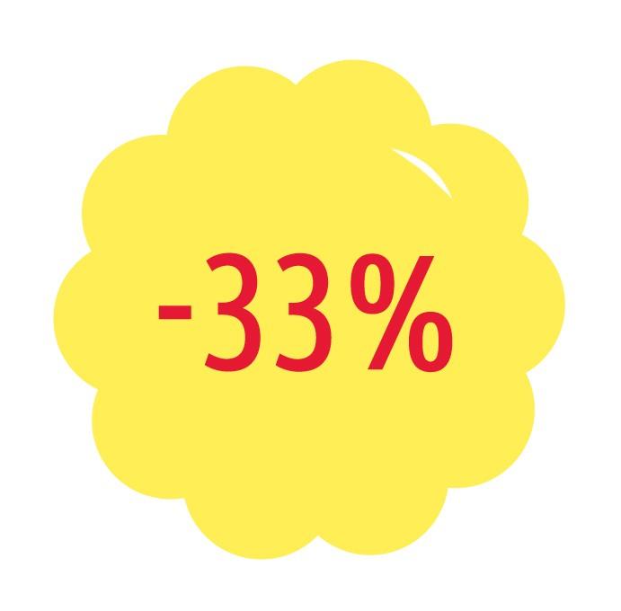 Sleva 33% pro nové předplatitele