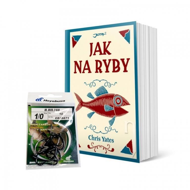 Kniha Jak na ryby, háčky a DVD