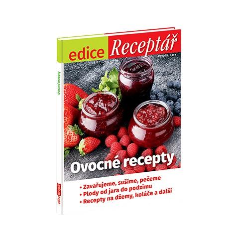 Ovocné recepty v hodnotě 79 Kč