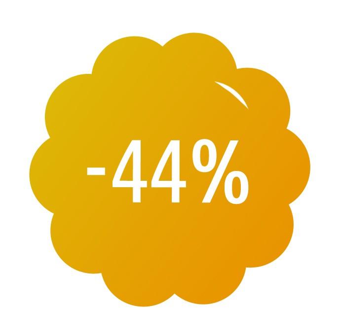 Sleva 44% pro nové předplatitele