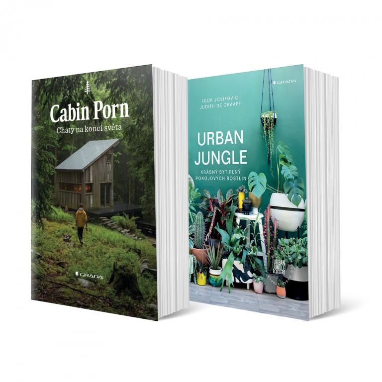 Cabin Porn a Urban Jungle