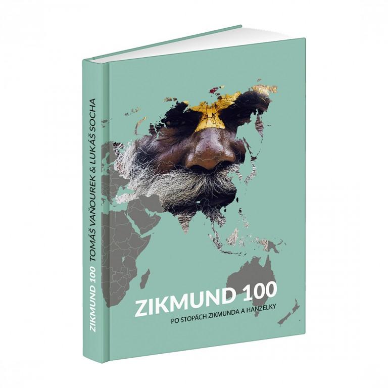 Kniha Zikmund 100 v hodnotě 399 Kč