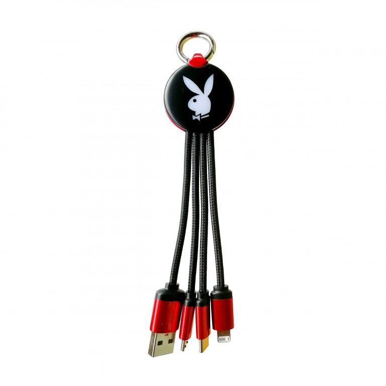 Nabíjecí kabel Playboy v hodnotě 390 Kč