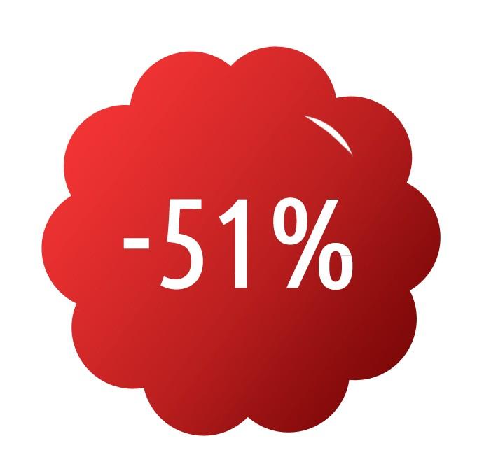 Sleva 51% pro nové předplatitele