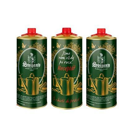 Pivo Svijany 3 ks v hodnotě 360 Kč