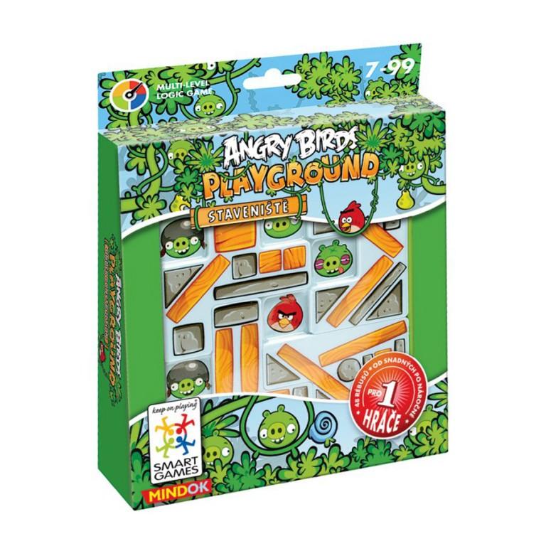 Hra Angry Birds v hodnotě 399 Kč