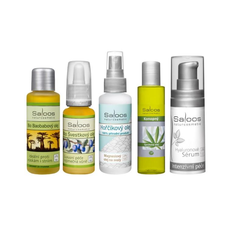 Saloos Aromaterapeutická biokosmetika