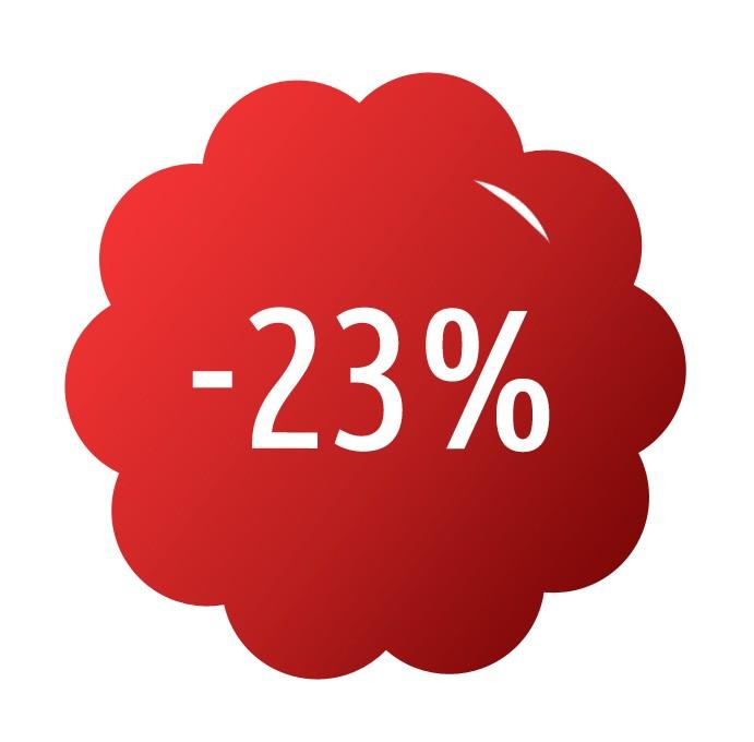 Sleva 23% pro nové předplatitele