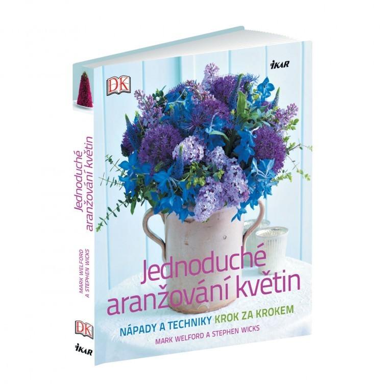 Jednoduché aranžování květin v hodnotě 499 Kč