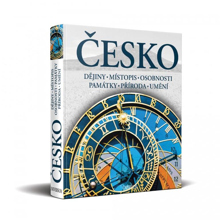 Kniha Česko v hodnotě 999 Kč
