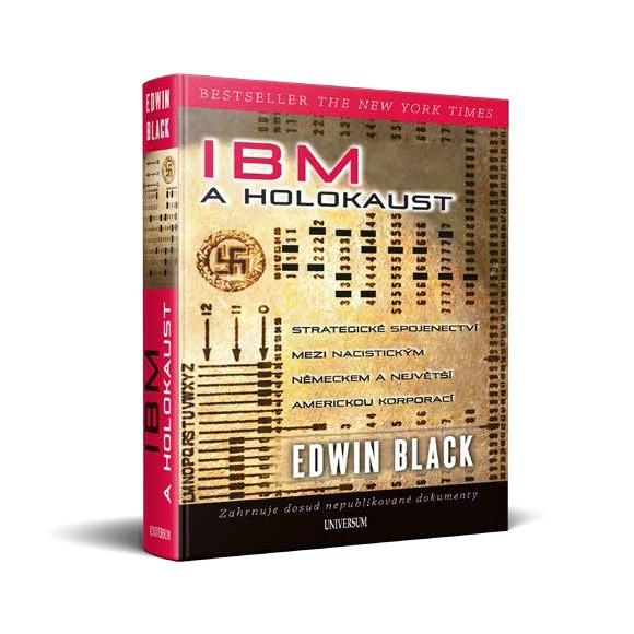 Knižní bestseller IBM a Holocaust