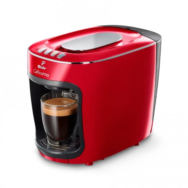 Kávovar Tchibo Cafissimo Mini Red v hodnotě 2290 Kč