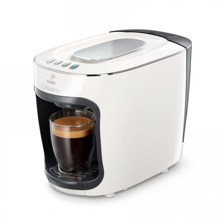Kávovar Tchibo Cafissimo Mini White v hodnotě 2290 Kč