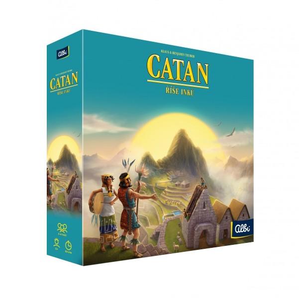 Catan – Říše Inků v hodnotě 1199 Kč