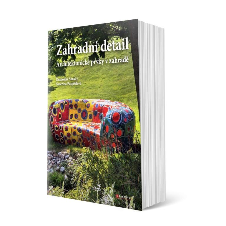 Kniha Zahradní detail
