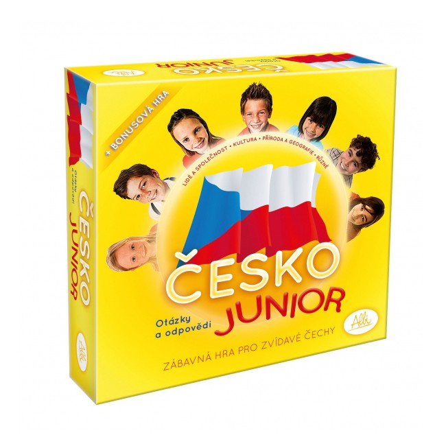 Česko Junior a Ročenka Junior 2019