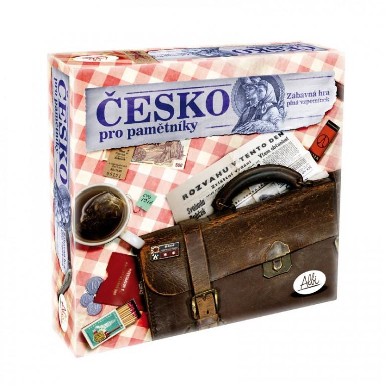 Česko pro pamětníky v hodnotě 699 Kč