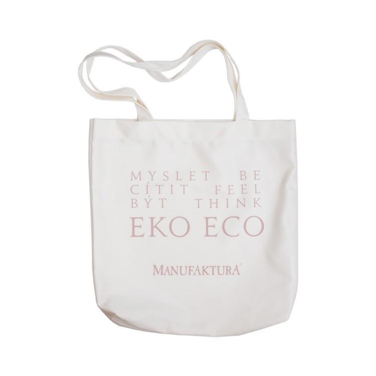 Přírodní bavlněná nákupní taška