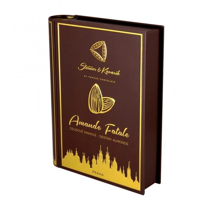 Pražská čokoláda v hodnotě 600 Kč