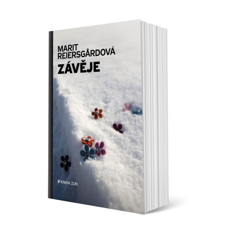 kniha - Závěje