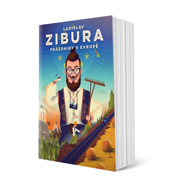 Ladislav Zibura: Prázdniny v Evropě v hodnotě 469 Kč