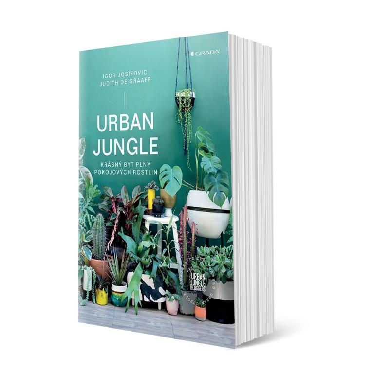 Urban Jungle v hodnotě 349 Kč