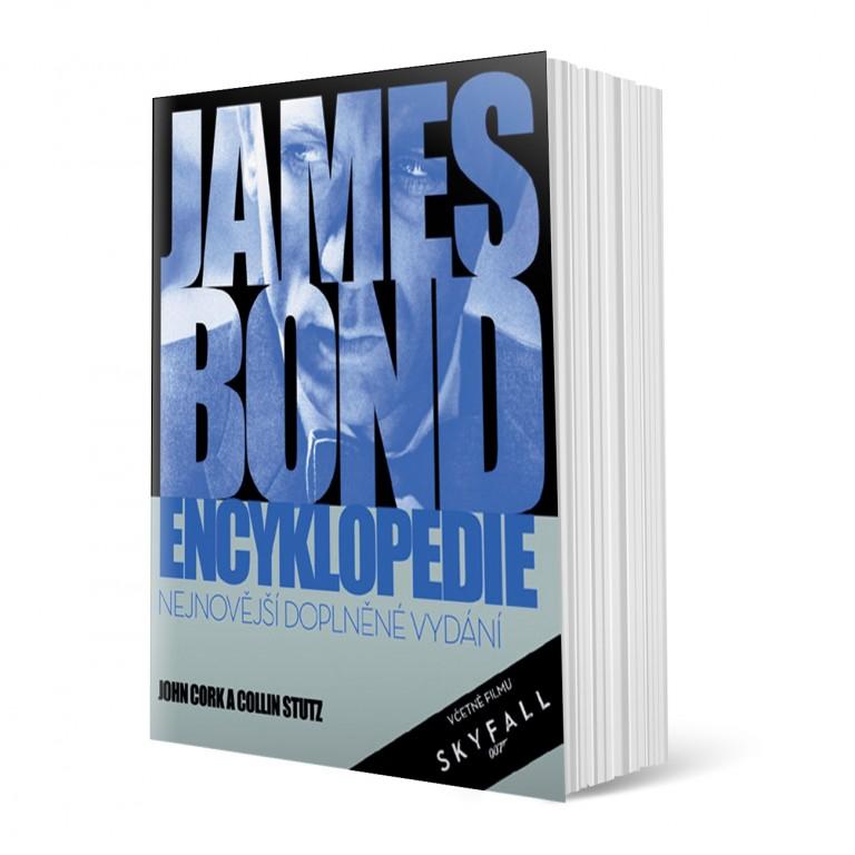 James Bond encyklopedie v hodnotě 749 Kč