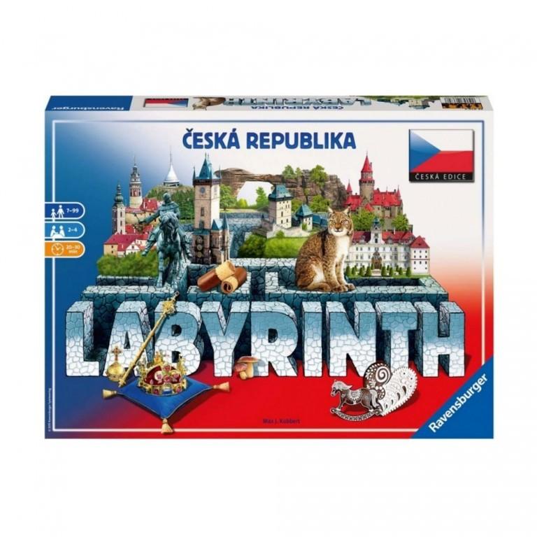 Labyrinth ČR v hodnotě 719 Kč