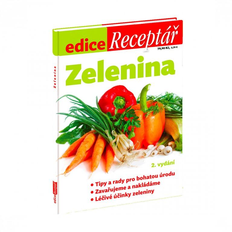 Edice Receptář - Zelenina