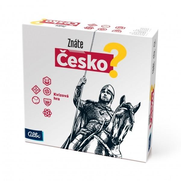 Znáte Česko? v hodnotě v hodnotě 699 Kč