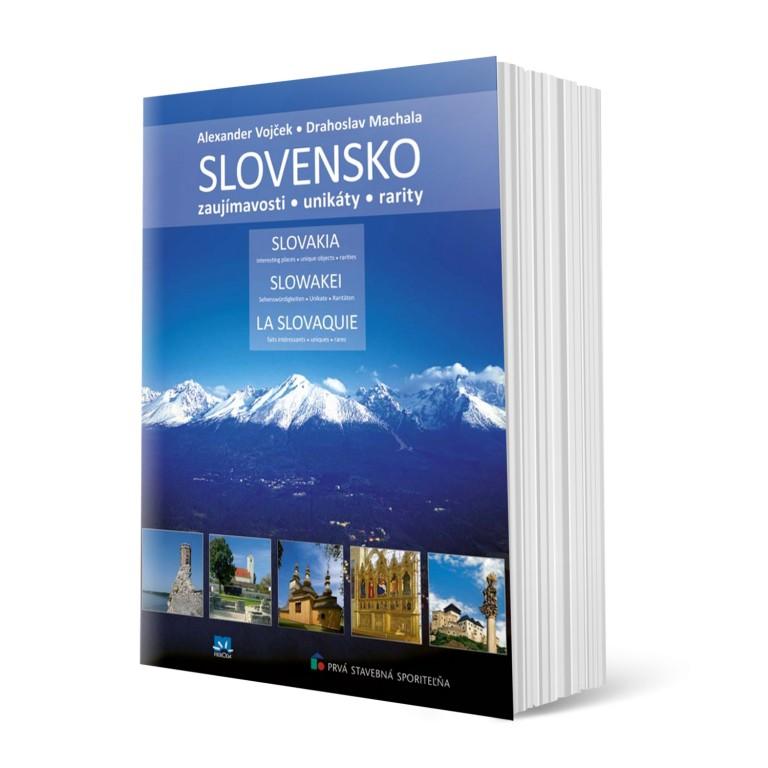 Encyklopedie Slovensko v hodnotě 412 Kč