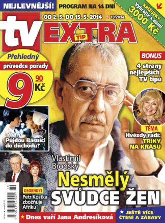 TV EXTRA tip 10/2014