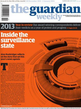 The Guardian Weekly 1/2014