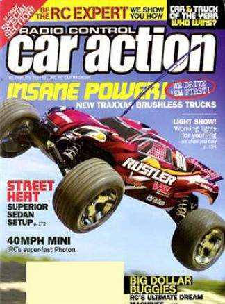 Radio Control Car Action 1/2014