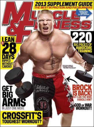 Muscle & Fitness USA 1/2014