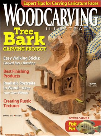Woodcarving Illustrated 1/2014