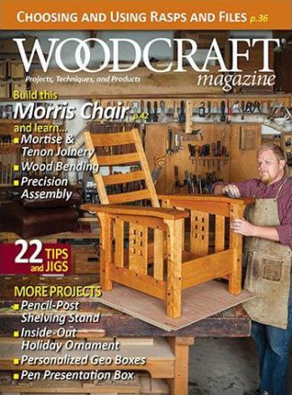 Woodcraft Magazine 1/2014