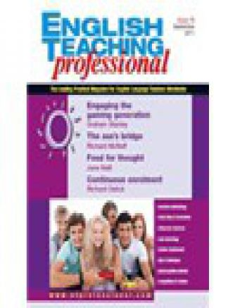 English teaching professional 1/2014