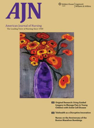 American Journal Of Nursing 1/2014