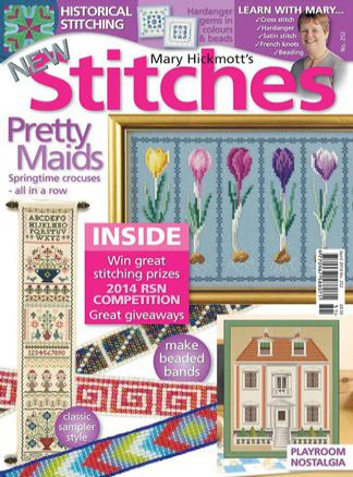 New Stitches 1/2014
