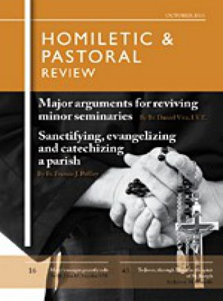 Homiletic & Pastoral Review 1/2014