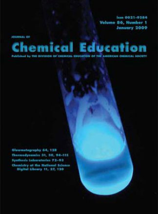 Journal of chemical education 1/2014