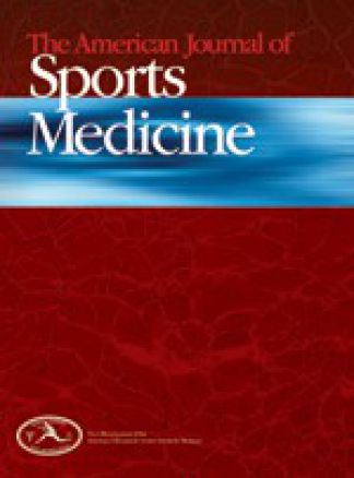 American Journal of Sports Medicine 1/2014