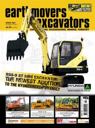 Earth Movers & Excavators 1/2014