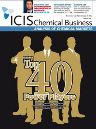 ICIS Chemical Business 1/2014